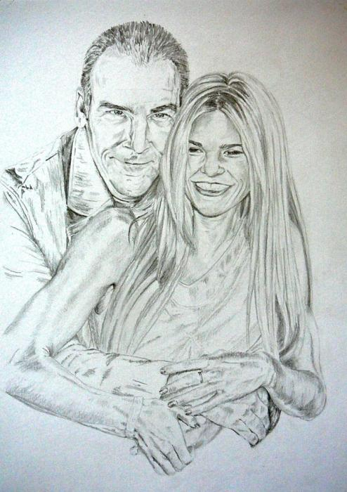 Ellen Muth, Mandy Patinkin by Coucou